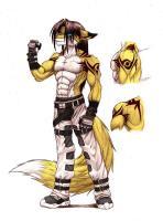 foxwarrior
