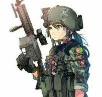 Soldierlady